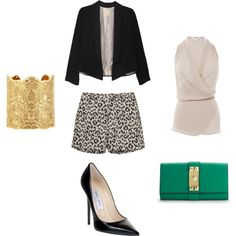 Night on the town, created by ebeth76 on Polyvore