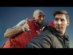#KobeVsMessi. Bajo esta etiqueta, Lionel Messi y Kobe Bryant se vuelven a enfrentar en la última publicidad de Turkish Airlines. Esta vez no compiten por la admiración de un niño, como en la publicidad anterior, sino que se enriedan en un duelo de autofotos que los lleva a recorrer el mundo en la búsqueda de obtener la mejor imagen. Esta disputa flogger entre las dos estrellas ya lleva 47 millones de vistas en YouTube. Nota completa: http://plandmag.com/kobevsmessi/ #plandmag #KobeVsMessi