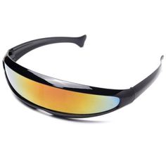 Unisex PC Goggles Frame Resin Lens Cycling Glasses  #Goggles-2.75 and Free Shipping| GearBest.com via @thegearbest  #gadgets  #cool