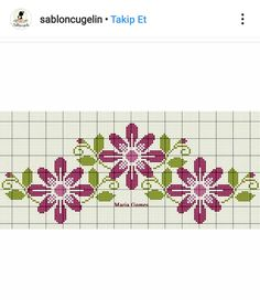 Cross Stitch Baby, Cross Stitch Flowers, Cross Stitch Patterns, Diy And Crafts, Coin Purse, Quilts, Embroidery, Knitting, Canvas