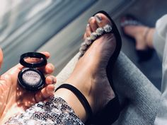 Silver is timeless Flip Flops, Sandals, Silver, Shoes, Women, Fashion, Moda, Shoes Sandals, Zapatos