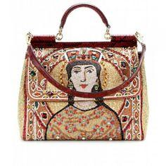 Dolce  amp  Gabbana - Miss Sicily Grande embellished brocade tote -  mytheresa.com GmbH 5bb166428165b