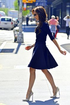 Victoria Beckham STREET STYLE: