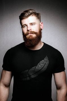 Shoulders..... Arms..... Great lift on the hair.... Beard.... Why yes, I will marry you!!