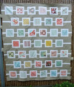 Quilt using a charm pack - use flora?