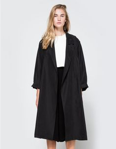 The Trench in Black Jesse Kamm