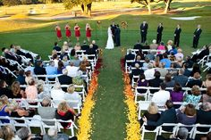 This wedding took place at Colleton River Plantation, Bluffton sc. Gorgeous setting for the event.