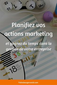 Définir vos actions marketing internet d'une année sur l'autre est essentiel pour gérer au mieux votre activité sur internet. Comment ? C'est par ici !
