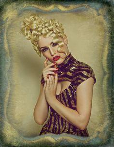 www.estetica.it | Credits Hair e Make up: Sherri Jessee Photo: Nathan Mays