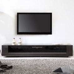 B Modern Editor Remix TV Stand Color: