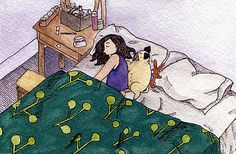 Pug spooning