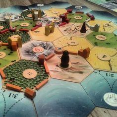 Love boardgames: kolonisten van catan