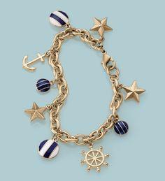 Seaside bracelet.