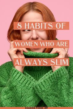 You know those people who never seem to gain weight no matter what they eat? Well, there's certainly something genetic about that. But it's also behavioral too! These healthy habits of people who never gain weight will help you in your weight loss goals. It's quite simple really: if you never gain weight you never have to lose it!