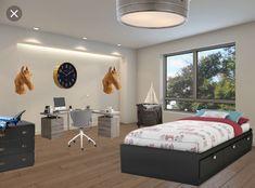 Monica's Design for Alexis's Master Bedroom