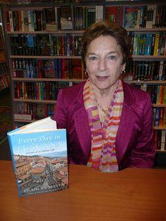 Author Frances Mayes. #ItsGreatUF