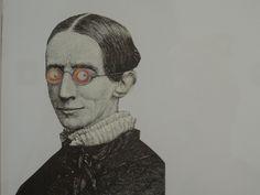 Wisława Szymborska, collage