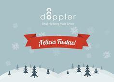 ¡ @Doppler te desea Felices Fiestas! (De una manera muy especial)