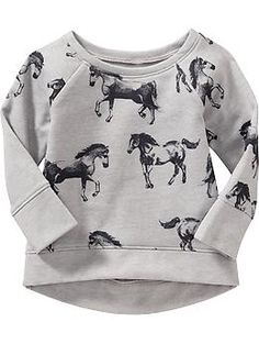 f2a31098b4e Patterned Fleece Pullovers for Baby | Old Navy Old Navy Baby Girl, Fall  Capsule Wardrobe
