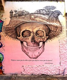 Mural en Santurce, PR