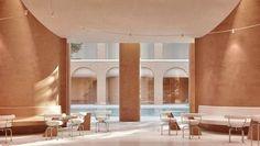 Cocktails Bar, Sweet Cocktails, Amazing Architecture, Interior Architecture, Restaurant Interior Design, Commercial Design, Minimal Design, Interior Design Inspiration, Abu Dhabi