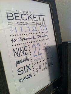 Beckett's Nautical Nursery Reveal!
