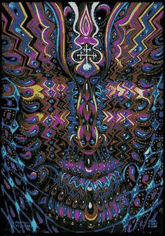 Alex Grey Art
