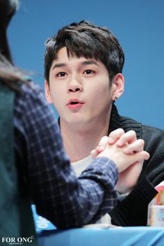 [180111] Wanna One at Yohi Fansign #ongseongwoo