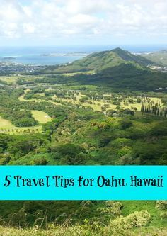 If your heading to Oahu for any reason these 5 Travel Tips for Oahu, Hawaii are a must for a pleasurable trip.