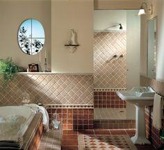 Koupelna, opět malinko jinak. http://www.retro-obklady.cz/obklady-do-koupelny#content