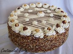 Continental Cakes