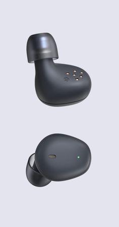 Industrial Design Trends and Inspiration - leManoosh Music Headphones, Sports Headphones, Id Design, Design Trends, Wearable Device, Consumer Products, Wireless Headphones, Industrial Design, Headset