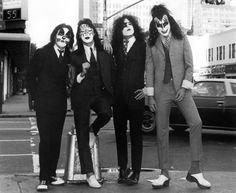 Kiss - Bob Gruen