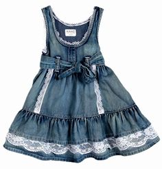Kanz Denim Dress  Item #:1313058  Price:$49.99
