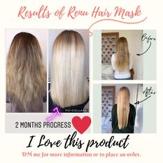 A hair treatment product, that really works. Long Hair Styles, Beauty, Products, Long Hair Updos, Beleza, Long Hair Hairdos, Long Hairstyles, Long Hairstyle, Long Haircuts