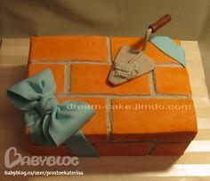 торт для строителя - Поиск в Google