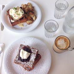 It's the #simplethings that make me happy! #breakfast @simplethingsrestaurant in #burbank... deelish!