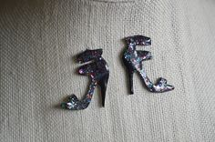 high heeled Stilettos ,PICASSZOS at etsy