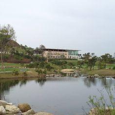 At Hasley in Korea