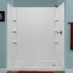 1000 Images About Bathroom On Pinterest Shower Wall Kits Utility Sink And Shower Window