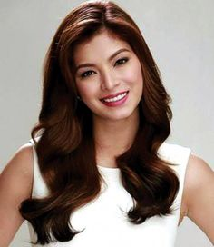 The sexiest Filipina for many times. Angel Locsin in all her glory. Angel Locsin, Filipina Actress, Filipina Beauty, Zebra Print Nails, Lace Nail Art, Day Glow, Wedding Songs, Bangs, Eye Candy