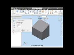 Learn how to MOVE Faces with Inventor. Autodesk Inventor, Faces, Tutorials, Popular, This Or That Questions, Watch, Learning, Youtube, Clock
