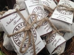 """Little """"tea"""" bags, ready to brew! Try Some Compost Tea This Year – Haven Brand Authentic Tea Is Easy To Use!"""