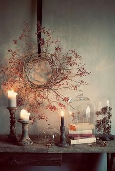 I love those candle pillars- I know my customers do too because every time I get them, they sell like hotcakes