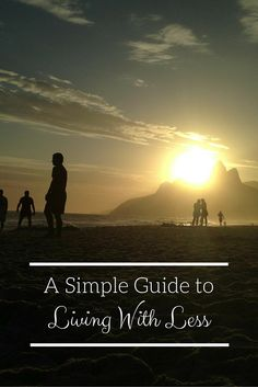 Looking for a way to simplify your life and live with less stuff? Check out this post on how to cut down on the things you don't need, so you can spend on the things that matter!