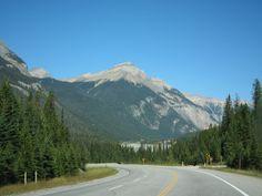 Tur til Canada - British Columbia: Banff - endeløse smukke naturparker