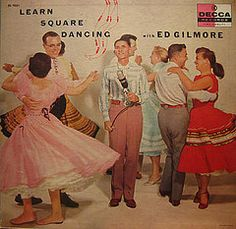 The Old-Time Square Dance ~ Still trying to talk my hubby into taking lessons with me but no go so far :(