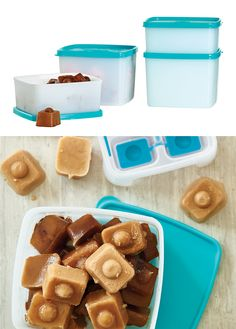 Freeze-It® Small Set. Perfect for saving iced coffee cubes, chocolate covered banana bites and more! Available through  July 29, 2016.