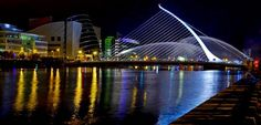 River Liffey Dublin Sat.Night Photo by Sean Kennedy efiap -- National Geographic Your Shot