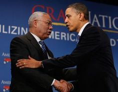 "Former Secretary of State Colin Powell supports same-sex marriage — and he doesn't necessarily believe the issue should be left up to states.  ""I have no problems with it,"" Powell, who served under George W. Bush, says in an interview with CNN's Wolf Blitzer. ""I don't see any reason not to say that [same-sex couples] should be able to get married under the laws of their state or the laws of the country."""